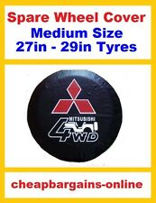 NEW 4X4 4WD SUV TRUCK SPARE WHEEL COVER TYRE TIRE PROTECTOR ACCESSORY PART TOOLS