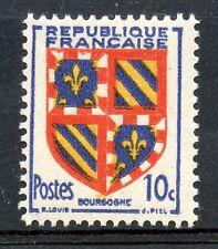 TIMBRE FRANCE NEUF N° 834 ** BLASON BOURGOGNE