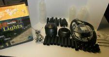 Malibu Intermatic Light 10 Tier Light Set Kit w/ Low Voltage Power Pack LX50610P