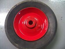 2 HD Steel Deck Wheels for Wheel Horse Toro 5305 110506 6x1.75