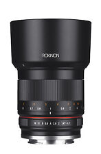 Rokinon RK50M-E 50mm F1.2 AS UMC High Speed Lens for Sony E Mount