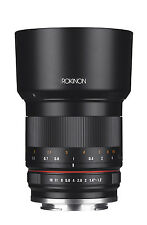 Rokinon RK50M-FX 50mm F1.2 AS UMC High Speed Lens for Fuji X Mount