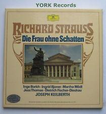 DG 2721 161- STRAUSS - Die Frau Ohne Schatten KEILBERTH - Ex 4 LP Record Box Set