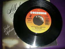"Pop 45 Julio Iglesias Diana Ross ""All Of You"" Columbia 1984 NM"