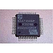 PHILIPS SAA7350GP/M3 QFP 1394 SBP-2 link layer controller