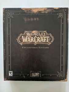 World of Warcraft - Collector's Edition WOW Vanilla 2004 Complete - Used Key