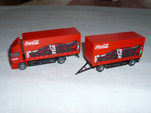 Wiking   MB  Atego 1823  Coca Cola  Collection Lemke 21026      564