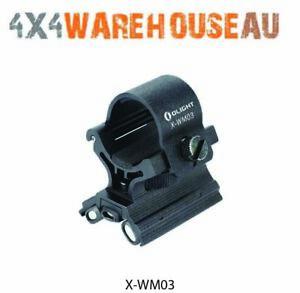 OLIGHT X-WM03 Magnetic Weapon Mount (Replaces X-WM02) X-WM03