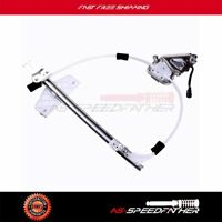 2002-06 Complete Window Regulator w/ Motor for Jeep Liberty Front Passenger Side