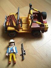 Playmobil jeep safari jungle