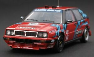 LAST ONE! HPI #8283 Lancia Delta HF Integrale Martini 1984 Test Car 1/43 model