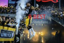RYAN SHAZIER PITTSBURGH STEELERS LB TUNNELL VS PACKERS 11/26/17 COLOR 11X14