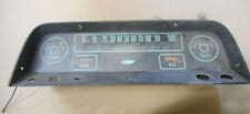 Original Used 1964 - 1966 Chevy Truck Gauge Cluster, Dash Bezel, Speedometer
