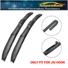 2221 Fit For Jeep Grand Cherokee 2007 2019 Windshield Wiper Blades Set Of 2
