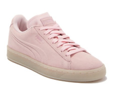 PUMA Suede Embossed Ice Jr. Kids Sneaker Shoes For Girls Size 7 C Youth