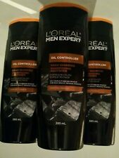 L'oreal Men Expert Daily Shampoo Oil Control 3 x 13.5oz LOT 40.5 oz total new