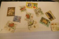 11 Malaysia used  postage stamps philately philatelic postal kiloware