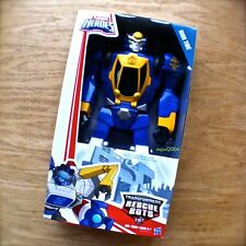 "Transformers RESCUE BOTS HIGH TIDE 10"" Epic Series Playskool Heroes Articulated"