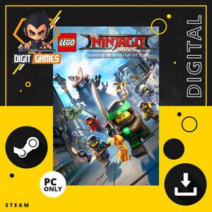 The LEGO Ninjago Movie Video Game - Steam Key / PC Game
