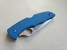 Custom scales for Spyderco Endura 4. Modek Wave-XL (Knife not include!)