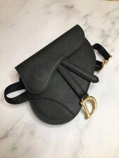 Christian Dior Saddle Bag Belt Pouch Authentic