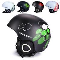 Moon Skiing Snowboard Helmet Autumn Winter Skateboard Sports Safety Ski Helmets