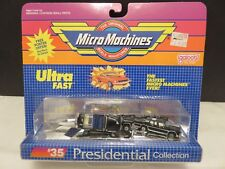 Galoob Micro Machines #35 Presidential Collection Car Miniatures Opened