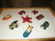 Transformers G1  Lot of Eight  (8)  Mini-Bots Lot