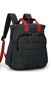 MOMMORE DIAPER BAG BACKPACK TRAVEL NAPPY WITH CHANGING PAD