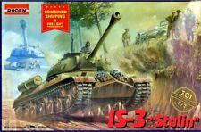 Roden 701 - IS-3 Stalin Soviet heavy tank WWII 1943-1953 1/72 scale model kit