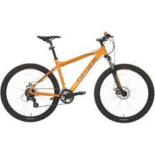 8786c81352f Carrera Vengeance Mens Mountain Bike MTB Bicycle Alloy Frame 24 Gears Orange
