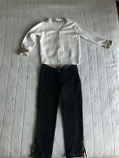 Burberry bambina/ children cardigan + pantalone