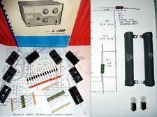 Drake L-4B bzw. L7 Komplett- Refurbish-Kit  für HV Netzteil