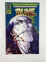 Ultraverse Rune Vol 1 # 2 February 1994 Malibu Comics