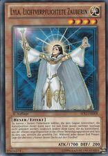 YU-GI-OH Lyla Lichtverpflichtete Zauberin Common SDLI-DE008
