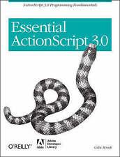 NEW Essential ActionScript 3.0: ActionScript 3.0 Programming Fundamentals