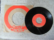LA COSTA get on my love train/i can feel you growing  CAPITOL 45