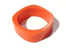 Bijou  bracelet lucite forme géométrique  bangle