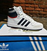 ADIDAS ORIGINALS TOP TEN 40TH ANNIVERSARY SIZE 9 US MEN SHOES NEW WITH BOX $150
