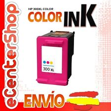 Cartucho Tinta Color HP 300XL Reman HP Deskjet F2400 Series