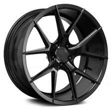 "20"" VERDE V99 AXIS SATIN BLACK WHEELS FOR BMW F80 F82 M3 M4"