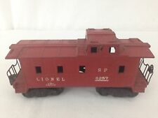 Lionel 6257 Post War SP Type Caboose Toy Train