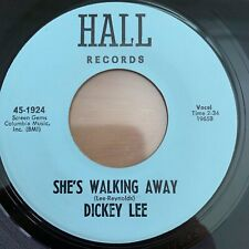 Dickey Lee - She's Walking Away / US-Pressing - TOP Condition