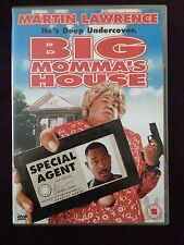 Big Momma's House DVD