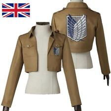 Attack on Titan Cosplay Costume Jacket or Harness Straps Belt or Waist Sash