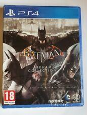 Batman: Arkham Colección-PS4 Reino Unido Juego Nuevo Sellado (Estándar EDT) * Free UK Post *