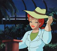 Batman Animated Series Original Production Cel-Poison Ivy-Pretty Poison