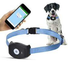 Smart Pet GPS Tracker Dog Cat Real-time Tracking Collar Security Finder