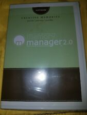 Creative Memories Memory Manager 2.0 Software [New and Sealed]