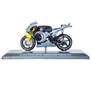 Yamaha YZR-M1 2013 Valentino Rossi Valencia Test 1:18 Ixo Salvat Diecast Moto GP